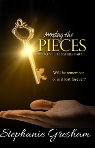 Mending the Pieces ecover